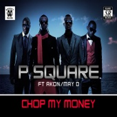 P-Square - Chop Dat Money (feat. Akon) [Remix] artwork