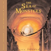 The Sea of Monsters: Percy Jackson and the Olympians, Book 2 ...