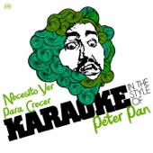 Necesito Ver Para Crecer (In the Style of Peter Pan) [Karaoke Version]