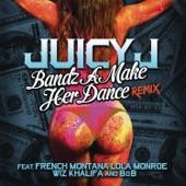 Bandz a Make Her Dance Remix (feat. French Montana, Lola Monroe, Wiz Khalifa & B.o.B) - Single
