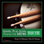He Reigns Forever (F) [Originally Performed by Brooklyn Tab] [Drums Play-Along Track] - Fruition Music Inc.