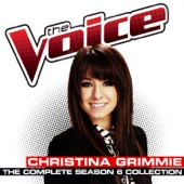 Christina Grimmie - Hold On, We're Going Home (The Voice Performance) artwork
