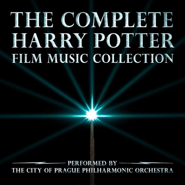 The Complete Harry Potter Film Music Collection by The City of Prague Philharmonic Orchestra, Nic Raine, James Fitzpatrick & Evan Jolly