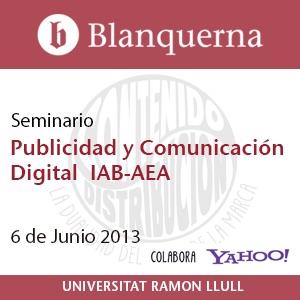 Seminario de publicidad y comunicación digital