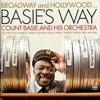 Broadway and Hollywood...Basie's Way ジャケット写真