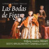Las Bodas de Fígaro: Acto II. Arietta -
