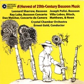 A Harvest of 20th-Century Bassoon Music