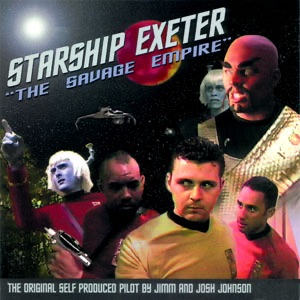 Starship Exeter: The Savage Empire