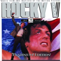 Rocky V - Official Soundtrack