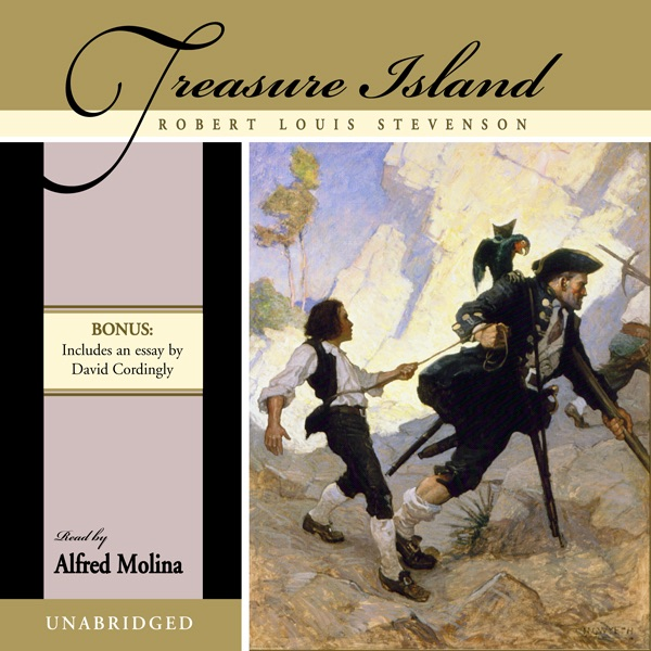 treasure island unabridged by robert louis stevenson on itunes