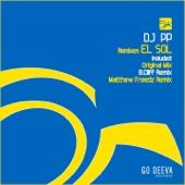 El Sol (Remixes) - Single cover art