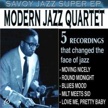 Savoy Jazz Super - EP, The Modern Jazz Quartet
