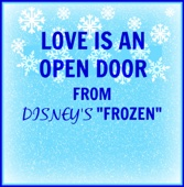 Love Is an Open Door (Karaoke Backing Track) [From