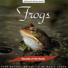 Frogs, Sounds of the Earth