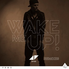 Wake Me Up artwork