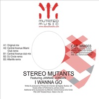 STEREO MUTANTS - I Wanna Go