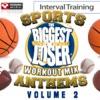 Biggest Loser Workout Mix: Sports Stadium Anthems, Vol. 2 (Interval Training Workout) [4:3 Format], Power Music Workout
