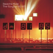 Depeche Mode - The Singles 81-85 Grafik