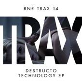 Technology - EP cover art