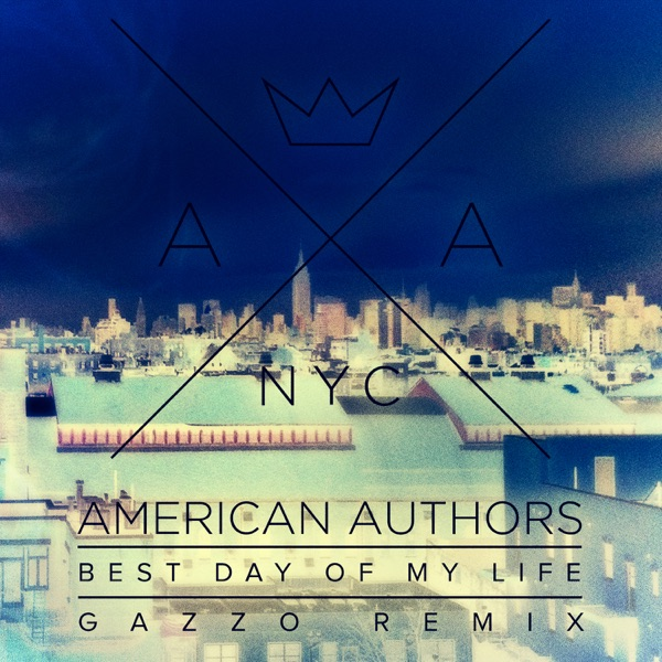 Best Day of My Life Album Cover by American Authors