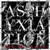 Asphyxiation (Remixes) - EP cover art