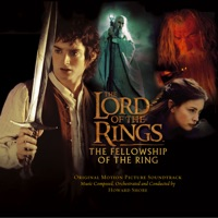 Lord of the Rings: The Fellowship of the Ring - Official Soundtrack