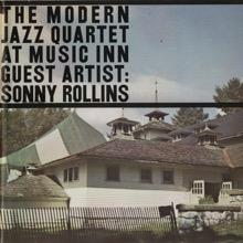 The Modern Jazz Quartet At Music Inn With Sonny Rollins, Vol. 2 - EP, Sonny Rollins & The Modern Jazz Quartet