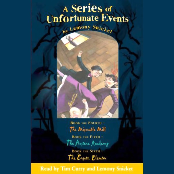 a series of unfortunate events the miserable mill Buy the miserable mill (a series of unfortunate events) 1 by lemony snicket, brett helquist (isbn: 9780064407694) from amazon's book store everyday low prices and free delivery on eligible orders.
