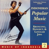 Music of Indonesia, Vol. 2 (Indonesian Popular Music: Kroncong, Dangdut, and Langgam Jawa)