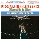 Leonard Bernstein, New York Philharmonic & Columbia Symphony Orchestra - Gershwin: Rhapsody in Blue  artwork
