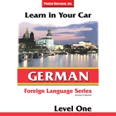 Learn in Your Car: German Level - 1