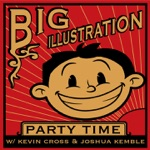 Big Illustration Party Time
