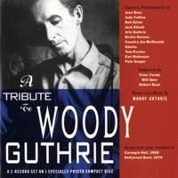 Picture of A Tribute to Woody Guthrie by Arlo Guthrie & Odetta