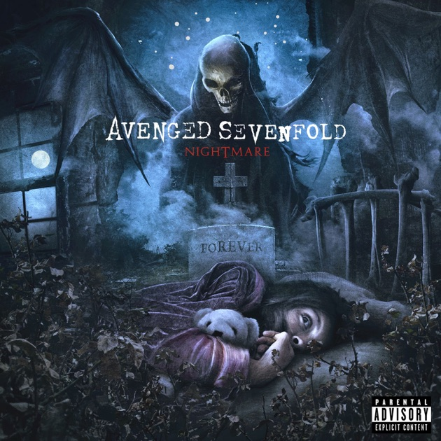 Nightmare (Deluxe Version) by Avenged Sevenfold