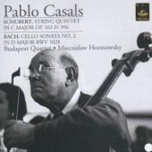 Schubert: Quintet in C Major Op. 163 - Bach: Cello Sonata No. 2
