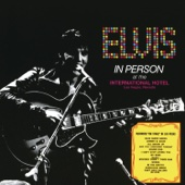 Elvis In Person At the International Hotel, Las Vegas, Nevada (Live) cover art