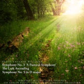 Ralph Vaughan Williams: Symphony No. 3 'A Pastoral Symphony', The Lark Ascending, Symphony No. 5 in D Major
