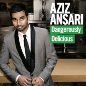 Cover to Aziz Ansari's Dangerously Delicious