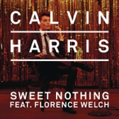 Calvin Harris - Sweet Nothing (feat. Florence Welch) ilustración