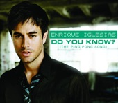 Do You Know? (The Ping Pong Song) - Single
