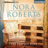 Nora Roberts - The Perfect Hope: Inn BoonsBoro Trilogy, Book 3 (Unabridged)  artwork