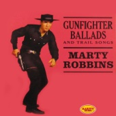Marty Robbins - The Strawberry Roan artwork