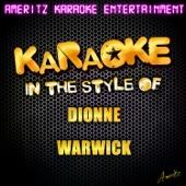 I'll Never Fall in Love Again (Karaoke Version)