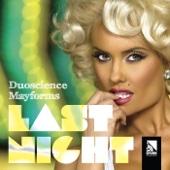 Last Night - Single cover art