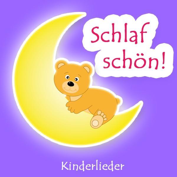 schlaf sch n album cover by kinderlieder. Black Bedroom Furniture Sets. Home Design Ideas