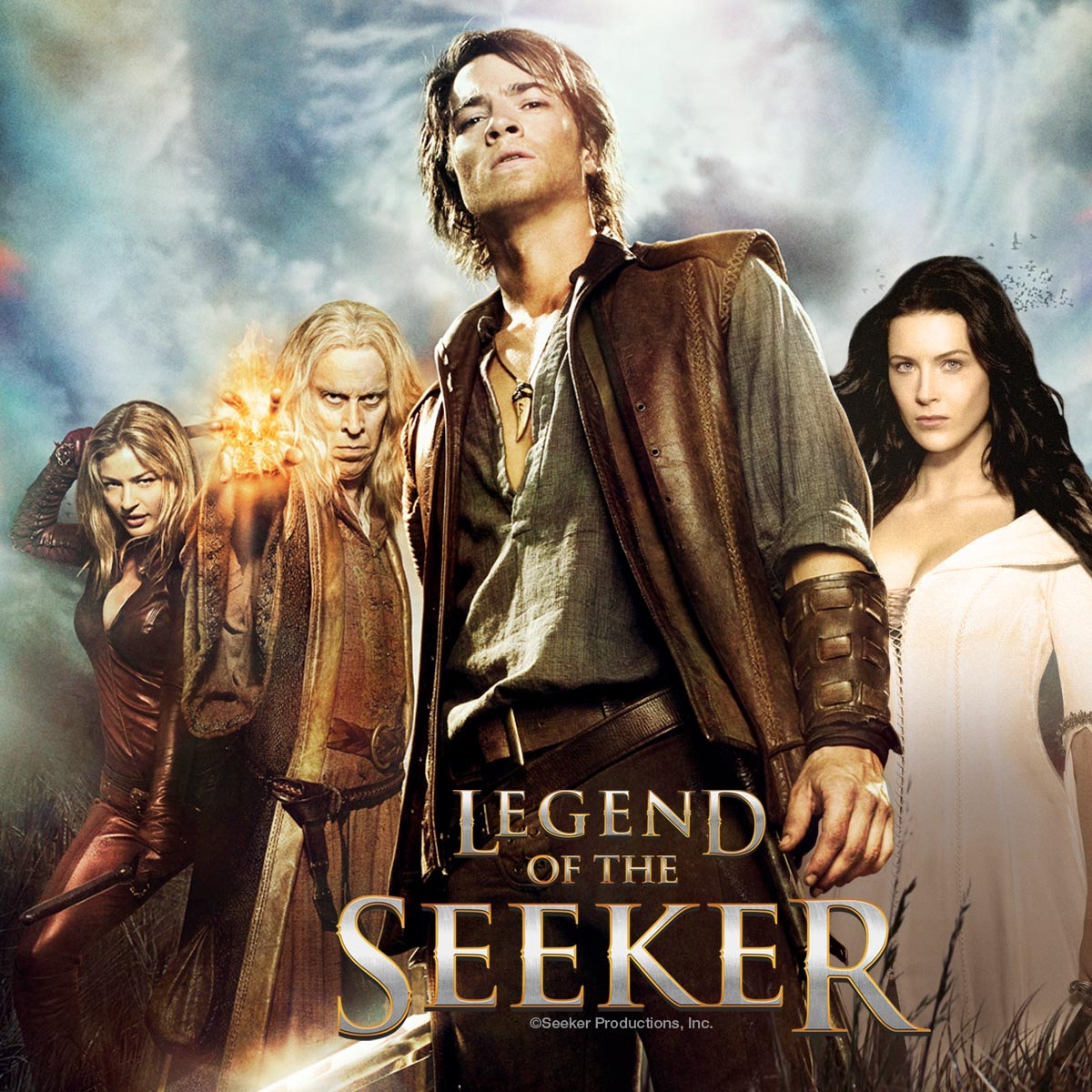 legends of the seeker