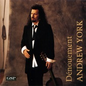 Denouement by Andrew York for the Classical guitar