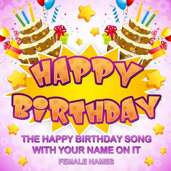 Happy Birthday Album Cover By Chorus Friends