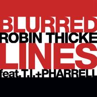 descargar bajar mp3 Robin Thicke Blurred Lines (feat. T.I. & Pharrell)