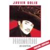 Personalidad: Javíer Solis, Javier Solis
